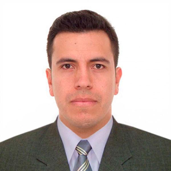 Dr. Pablo Efrain Díaz